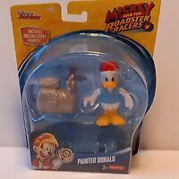 Fisher-Price Disney Mickey & the Roadster Racers Garage Helper Painter Donald.