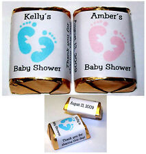 90 BABY SHOWER PARTY FAVORS CANDY WRAPPERS
