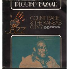 Count Basie Lp Vinile Count Basie And Kansas City 7 / Record Bazaar RB 96 Nuovo