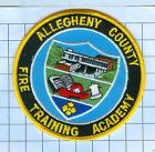Fire Patch - Allegheny County Fire Training Academy
