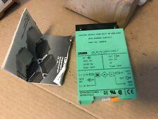 Phoenix Contact, Power Supply, CM 62-PS-120AC/24DC/1