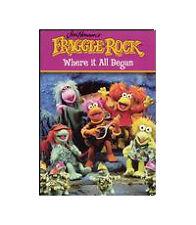 Fraggle Rock - Where It All Began (DVD, 2006)b261*