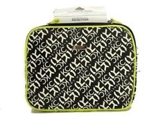 Kenneth Cole Reaction Tablet Case Black White Signature Logo Tech Case New! NWT