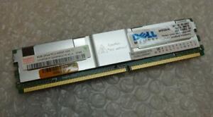 4GB Dell SNP9F035C/4G PC2-5300F 667MHz DDR2 2Rx4 Fbdimm ECC Server Speicher RAM