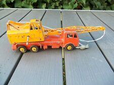 Ancien DINKY TOYS. Camion grue Coles 20 ton lorry-mounted crane N° 972. Bon état
