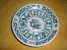 Wandteller chinesisches Horoskop - Drachen