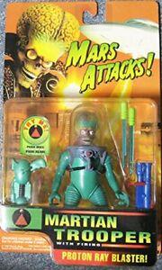 Mars Attacks Martien Trooper Figurine