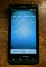 AS IS Motorola Droid X2 8GB Black (Verizon) Smartphone