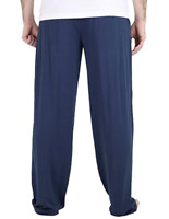 Izod Pants Mens Small Navy Blue Authentic Stretch Moisture Wicking Lounge Pant
