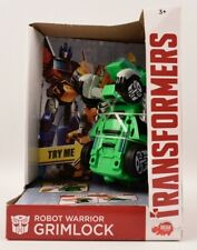 TRANSFORMERS Robot Warrior GRIMLOCK Robot to Vehicle Figure