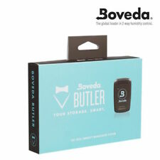 NEW Boveda Butler Smart Humidor Sensor Monitor with One Step Calibration Kit