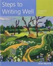 NEW Wyrick's Steps to Writing Well 13e with 2016 MLA Update Card