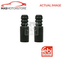 DUST COVER BUMP STOP KIT FRONT FEBI BILSTEIN 13066 P NEW OE REPLACEMENT