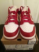buy popular 221ce d15df Nike Dunk Low Pro C2 Customs Supreme Unsupreme Sz 12
