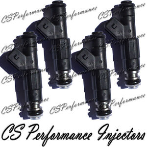 Bosch Combustible Inyectores Juego Para 95-96-97 Dodge Stratus 2.4 I4 1995 1996