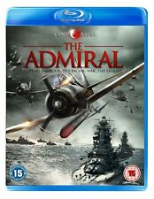 THE ADMIRAL Japanese Movie Pearl Harbor Yamamoto WW2 Blu-Ray NEW USA Compatible