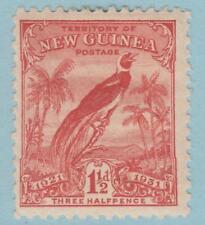 NEW GUINEA 29 MINT HINGED OG * NO FAULTS EXTRA FINE !