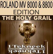 Roland MV-8000 MV-8800 Expansion Pack (1Tekneek - Holy Grail MV Edition)