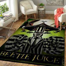 Beetlejuice 1909221 Movie Carpet Living Room Rugs