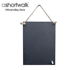 ashortwalk Eco Chalk Message Board made from recycled paper packaging