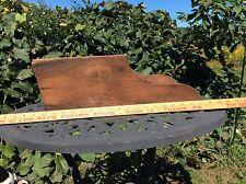 Vintage Handmade Wood Sled Top