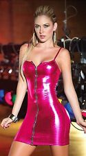printed leather Catsuit women's Plus jumpsuit stripper Crafted PUNK bodysuit