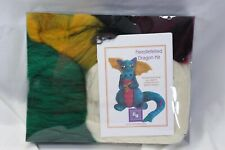 Dragon Needle Felting Needlefelted Kit 2005 Grafton Fibers