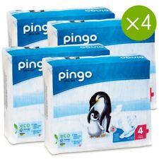 Couches PINGO T4 écologiques et biodégradables 7/18kg (160 couches)