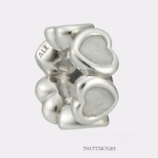 Pandora Spacer Abundance of Love 791775EN23 Sterling Silver Bead Charm