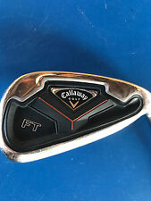 Callaway FT Iron Set Golf Club 4, 6-P, A flex missing 5 iron