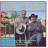 CD ALBUM - Foster & Allen - Sing Country (2000)