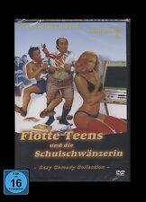 DVD FLOTTE TEENS UND DIE SCHULSCHWÄNZERIN - SEXY ITALO KOMÖDIE *** NEU ***