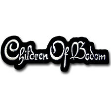 Children of bodom Patch Embroidered Melodic death metal Band Emperor Logo Emblem