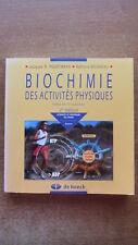 BIOCHIMIE DES ACTIVITES PHYSIQUES - 2e EDITION - POORTMANS - BOISSEAU - SPORT