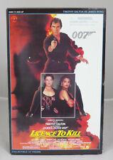Sideshow Toys James Bond 007 Licence to Kill Timothy Dalton - in Original Box!