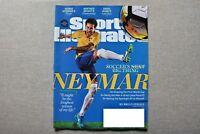 Sports Illustrated Soccer Brazil Neymar Barcelona Paris Saint-Germain Aug. 2017
