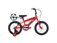 Bicicleta de montaña roja