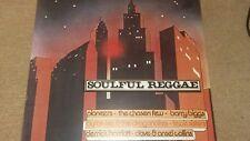 VARIOUS-soulful reggae     trojan LP    (hear)    reggae covers of soul classics