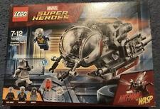 Lego Marvel Super Heroes 76109 Quantum Reino exploradores