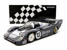 MINICHAMPS 1983 Porsche 956K Kremer Hugo Boss #12 Rosberg Nurnberg 1:18*New Item