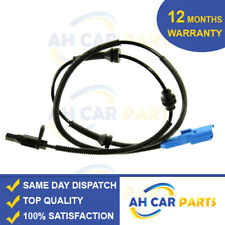ABS SENSOR FRONT LEFT RIGHT C-ELYSEE C3 DS3 CACTUS PEUGEOT 207 208 301 2008