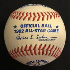 1982 MLB All-Star Game Official Ball