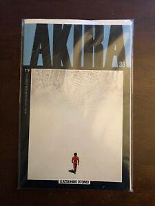 Akira #38 Epic 1995 NM- Katsuhiro Otomo Anime Manga