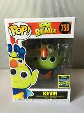 Kevin Alien Remix #758 Funko Pop Vinyl RARE SDCC 2020 in Protector