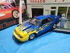 GMP Ford Mustang with FLAMES Limited Edition 1:18 #715 *VERY RARE* BEAUTIFUL CAR