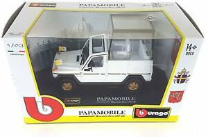 PAPAMOBILE AUTO IN SCALA 1:43 MERCEDES BENZ G500