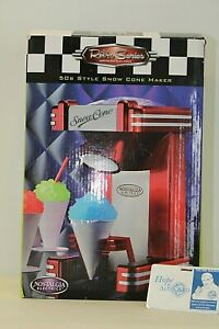Nostalgia Electrics Retro Series 50s Style Snow Cone Maker