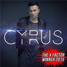 CYRUS-CD-Self Titled(2015)-Wicked Game, Rumour Has It-New AND Sealed