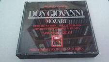 "CD ""MOZART DON GIOVANNI"" 3CD CARLO MARIA GIULINI EBERHARD WÄCHTER JOAN SUTHERLAN"