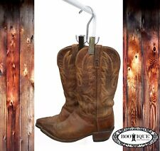 The Cowboy Boot Hanger (Set of 3); Equestrian, Motorcycle, Work Boot Clips